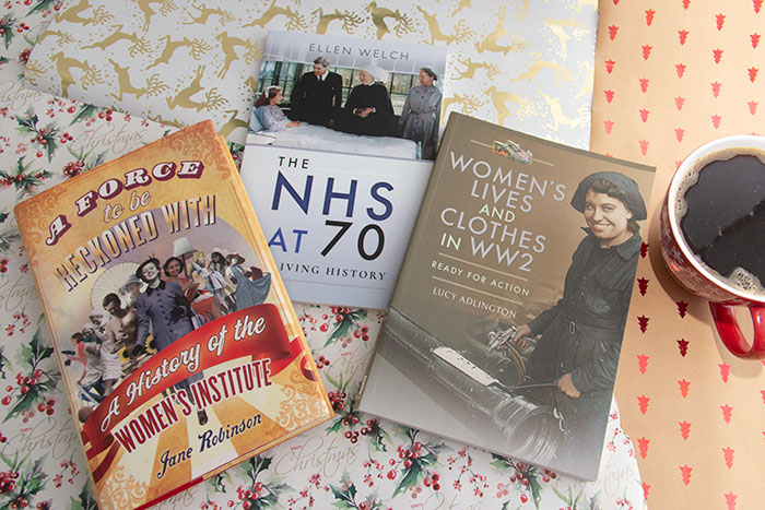 Christmas Gift Guide Books. Women's history