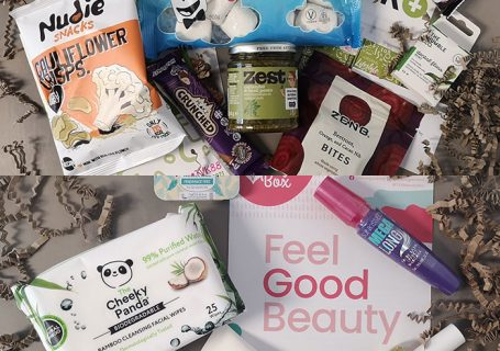 The Vegan Kind. February Boxes
