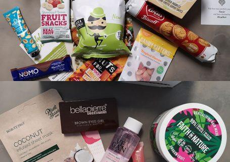 The Vegan Kind. April boxes