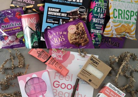 The Vegan Kind. June Boxes