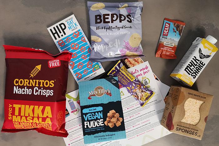 The Vegan Kind. September Box